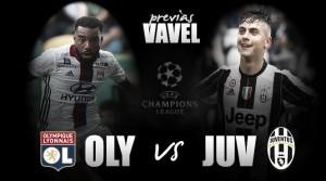 Previa Olympique de Lyon - Juventus: batalla por el primer puesto