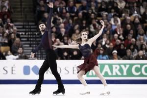 Mondiali Boston, nella danza oro e record per Papadakis-Cizeron. Meravigliosi quarti Cappellini-Lanotte