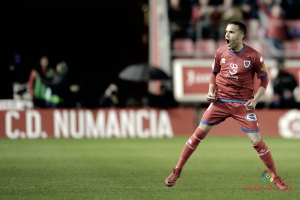 CD Numancia - Real Zaragoza: puntuaciones del Numancia, ida de las semifinales de 'playoffs' de ascenso a La Liga Santander