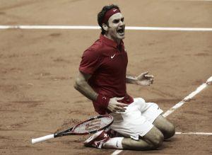 Coupe Davis: Les Suisses l'emportent et brisent le rêve des bleus