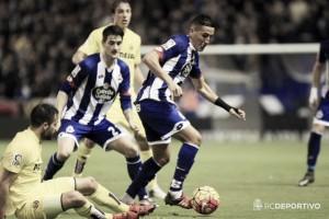 Deportivo - Villarreal: puntuaciones del Dépor, jornada 18 de Liga BBVA