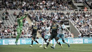 El Newcastle añora un buen '5'