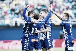 Resumen Alavés 2016/17: a falta de goles, regularidad en ataque