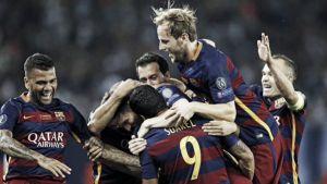 Resultado Barcelona vs Sevilla en la Supercopa de Europa 2015 (5-4)