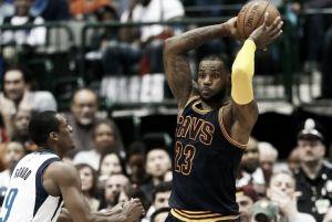 LeBron James, máximo asistente histórico de los Cavaliers