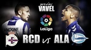 Previa Deportivo - Alavés: Riazor como antídoto
