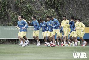 Fotogalería entrenamiento UD Las Palmas (26-03-2015)