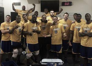 Golden State Warriors, campeones de la División Pacífico