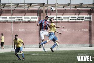 Fotos e imágenes del Las Palmas At. 2-0 Leioa, jornada 10 del Grupo II de Segunda B