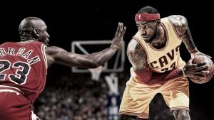 "Wade, sobre Lebron: ""No puede superar a Jordan"""