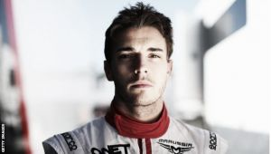 Jules Bianchi se bat toujours !