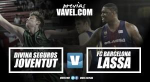 Divina Seguros Joventut - FC Barcelona Lassa: un derbi para abrir la Liga Endesa