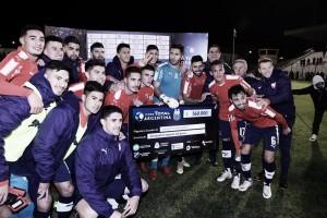 Independiente se tomó con respeto la Copa Argentina