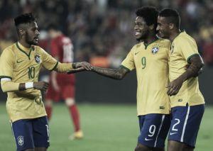 Les buts de Turquie - Brésil (0-4)