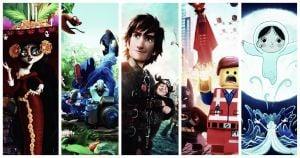 Candidatas al Oscar 2015 a Mejor Película de Animación