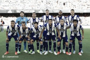 Valencia - Deportivo: puntuaciones del Dépor, jornada 29 de La Liga