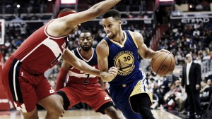 """Curry recuerda a Jordan"""