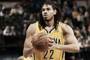 Chris Copeland abandona el hospital