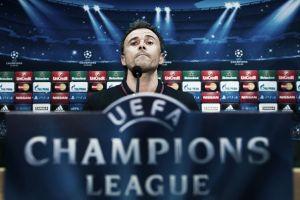 """Champions League, Luis Enrique: """"Entreremo in campo con l'idea di vincerla"""""""