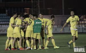 Fotos e imágenes del Villarreal B 2 - 0 Espanyol B, de la 5ª jornada del Grupo III de la Segunda Division B