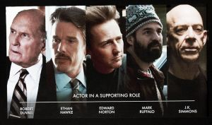 Objetivo OSCAR 2015: mejor actor secundario