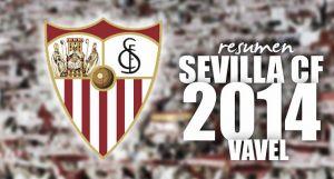 Sevilla FC 2014: vuelta al Olimpo