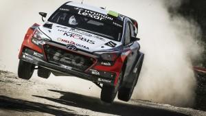 Paddon consigue su primera victoria en el WRC