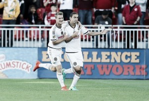 Philadelphia Union draw MLS Eastern Conference leader Toronto FC