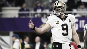 Lendário quarterback do New Orleans Saints, Drew Brees renova por duas temporadas