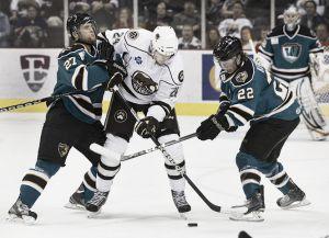 Filial de la AHL de los Sharks se mueve de Worcester a San Jose