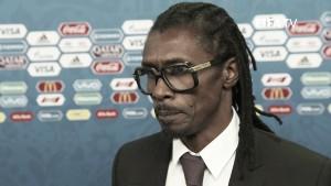 """Aliou Cissé: """"Controlamos el juego táctica y emocionalmente"""""""