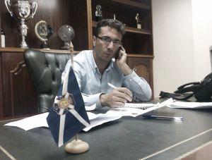 Cordero, nuevo director deportivo