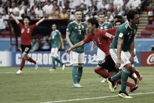 Análisis post partido, Corea del Sur tumba al Campeón del Mundo