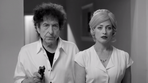 Dylan en blanco y negro
