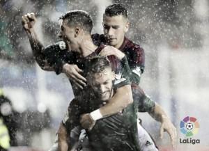 Osasuna, en la delantera del historialfrente al Eibar