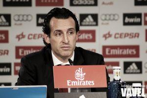 """Emery: """"Tenemos la cuarta plaza y su defensa es mañana"""""""