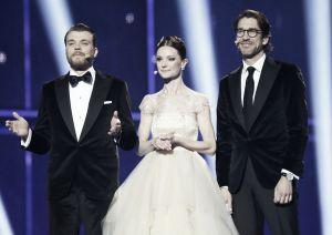 La moda, coprotagonista en Eurovisión