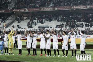 El Sevilla, noveno mejor equipo del año