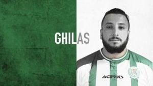 Ghilas, convocado por Argelia