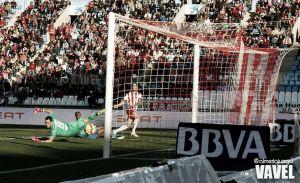 Fotos e imágenes del Almería 1-0 Getafe, de la jornada 21 de la Liga BBVA