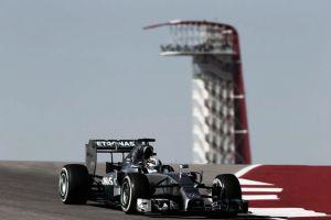 GP Stati Uniti, Lewis Hamilton trionfa ad Austin