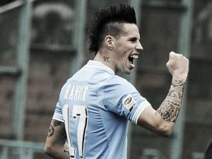 Hamsik return in sight