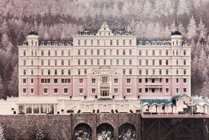 Cine de Wes Anderson en estado puro: 'El gran hotel Budapest'