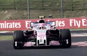 Force India, mejoras para Spa o Monza