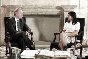 Lay Hoon visita al Presidente de la Generalitat