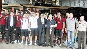 La isla de Phuket recibe al Almería