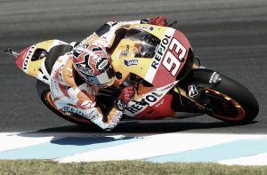 MotoGP, Phillip Island: Marc Márquez torna in pole