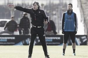 """Enrique Martín Monreal: """"Quiero ganar y disfrutar con el equipo"""""""