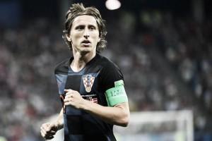 """Luka Modric: """"Las cosas individuales no son mis prioridades, quiero que ganemos la Copa"""""""
