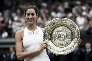 2017 midseason review: Garbiñe Muguruza